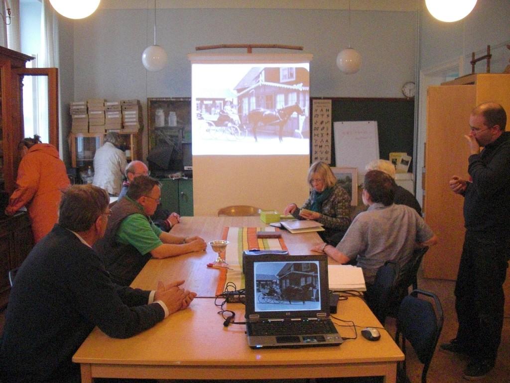 Öppet Hus 9 mai 2012