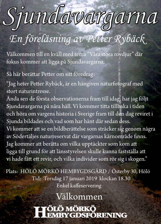 Sjundavargarna @ Hembygdsgården, Österby | Österby | Stockholms län | Sverige